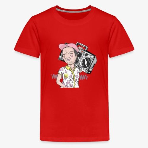 Summer time - Camiseta premium adolescente