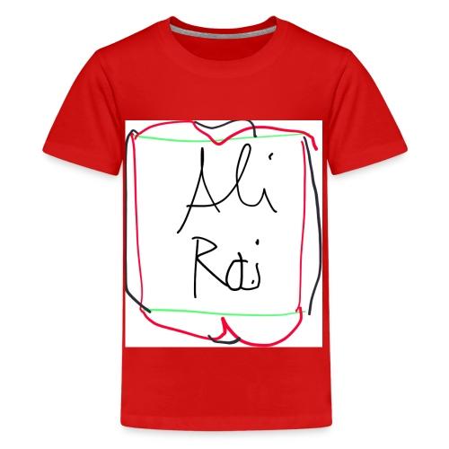 Ali roj - Teenager Premium T-Shirt