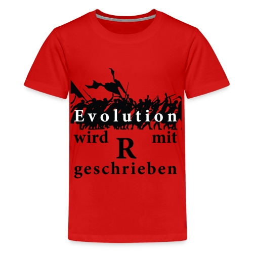Revolution - Teenager Premium T-Shirt
