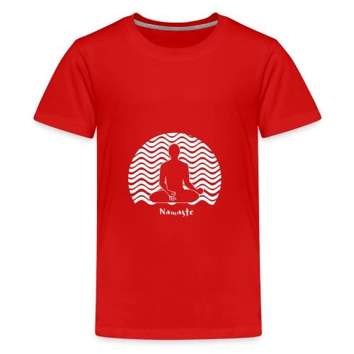 Guru A-hole - Teenage Premium T-Shirt