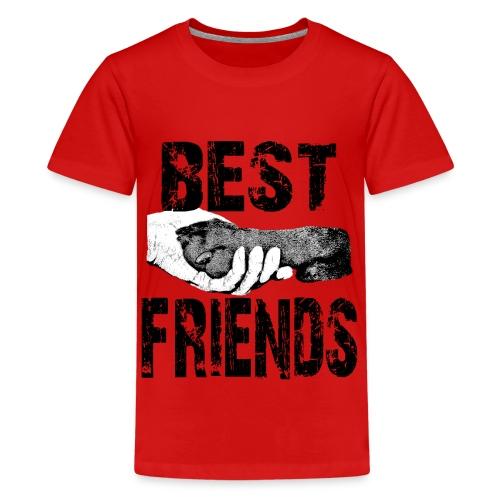 Hundeliebhaber,Hunde liebe,Hundefreunde,Hund,Hunde - Teenager Premium T-Shirt