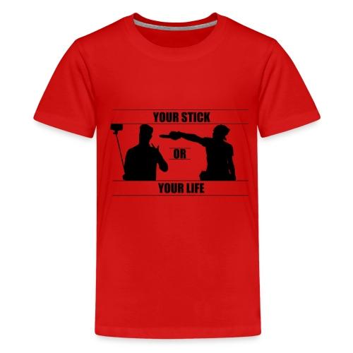 Stick Shirt 2015 - Camiseta premium adolescente