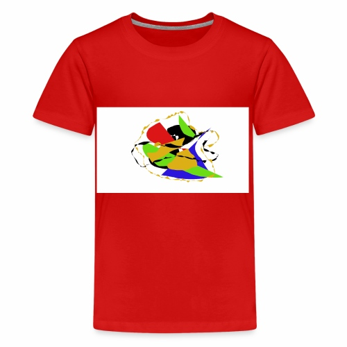 Kunst One - Teenager Premium T-Shirt