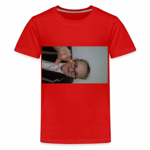 i got my eye on you - Teenage Premium T-Shirt