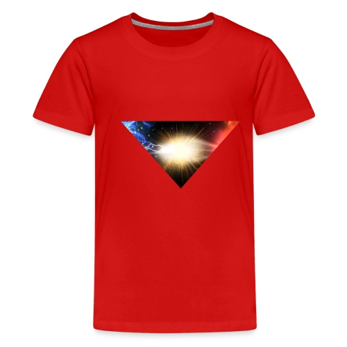 FIRE AND ICE - Teenager Premium T-Shirt