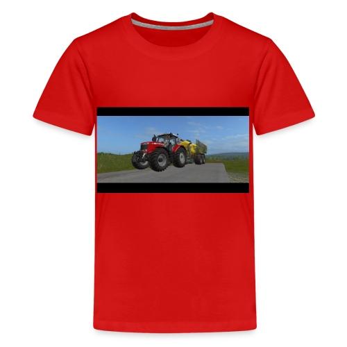 Der MF Pulli von Nino_LP - Teenager Premium T-Shirt