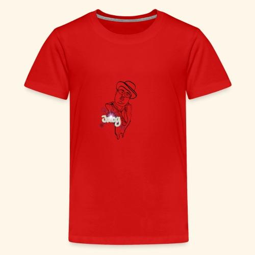 Notorius Big - Juicy - Teenager Premium T-Shirt