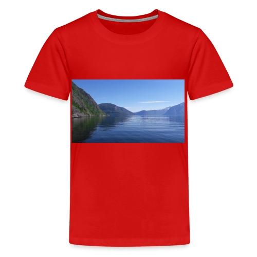 Best of Mother Nature - Teenage Premium T-Shirt