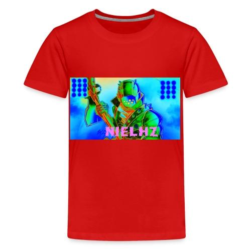 Niel Forntnite - Camiseta premium adolescente