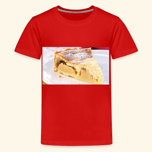 Apfelstrudel - Teenager Premium T-Shirt