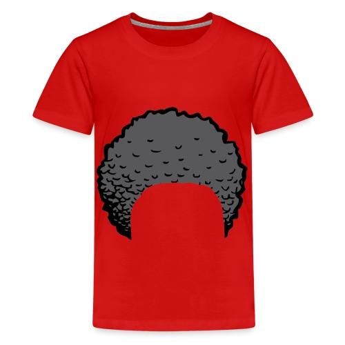 ZayDoItBest Afro Rockin' Case - Teenage Premium T-Shirt