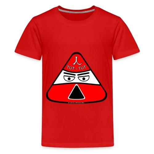 visitkilcreggan.org2 - Teenage Premium T-Shirt