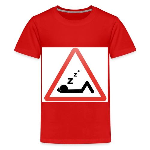TEST1 Super Nubes - T-shirt Premium Ado