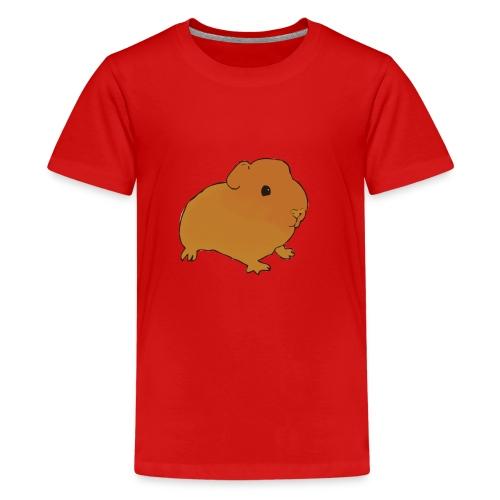 Team Guinea pigs - T-shirt Premium Ado