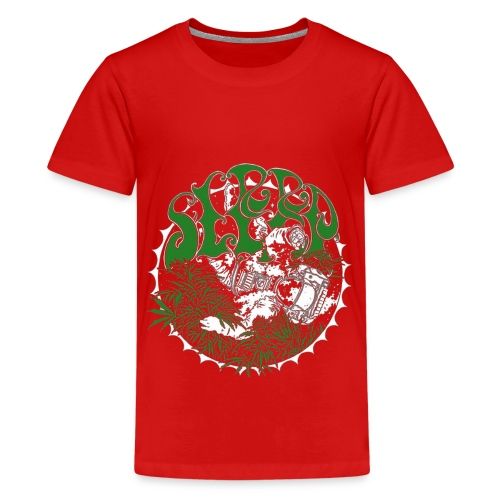 sleep band merch - Teenage Premium T-Shirt