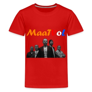 Maatvol Fan shirt Heren - Teenager Premium T-shirt