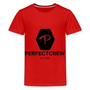 Hoodie vrouwen PerfectCrew - Teenager Premium T-shirt