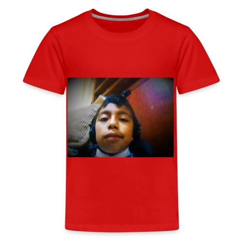 Emiliano - Camiseta premium adolescente