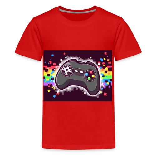 Gaming controller - Teenager Premium T-Shirt