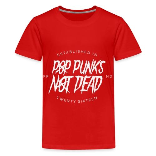 PPND College Jacket - Teenage Premium T-Shirt