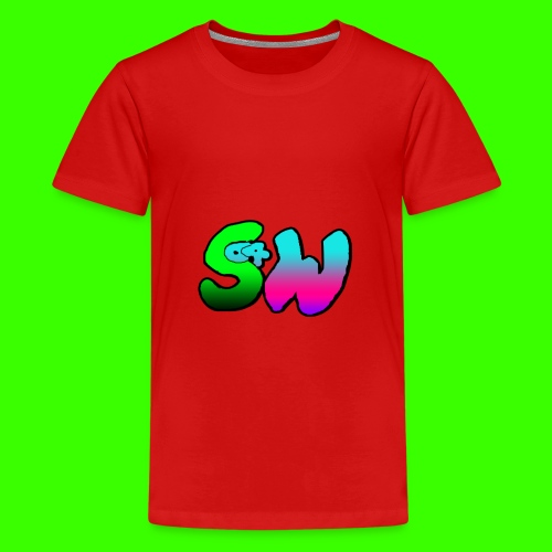 Soupy64 - Teenage Premium T-Shirt