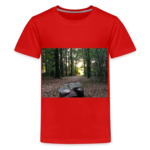 Wald - Teenager Premium T-Shirt