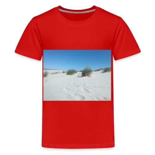 Strand - Teenager Premium T-Shirt