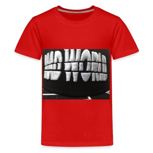 MAD WORLD HOODIE - Teenager Premium T-Shirt