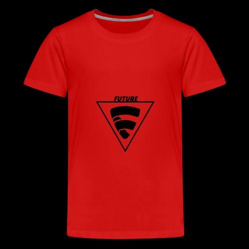 Logotipo de Future/2018 - Camiseta premium adolescente