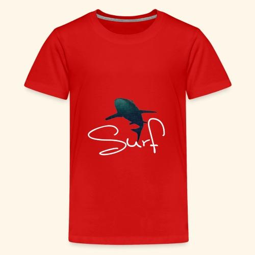 Hai Surf Design - Teenager Premium T-Shirt