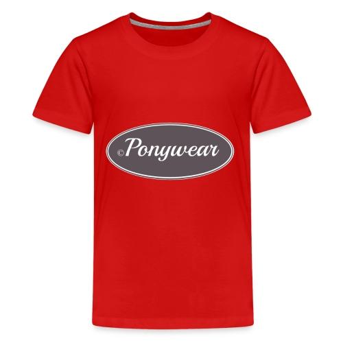 Ponywear - Teenager Premium T-Shirt