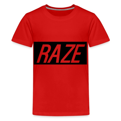 Raze - Teenage Premium T-Shirt