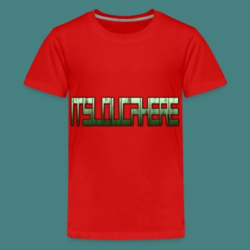 bor - Teenage Premium T-Shirt