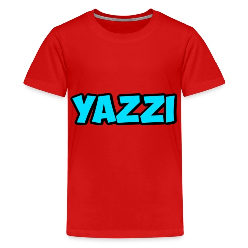 yazzi - Teenage Premium T-Shirt