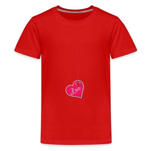 3050d45b6ead3f262513267e7ced9047 - T-shirt Premium Ado