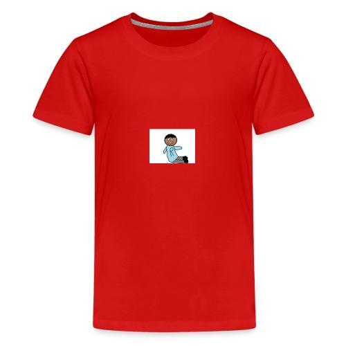 das team r - Teenager Premium T-Shirt