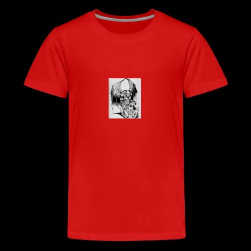 Daddy Demon - Teenage Premium T-Shirt