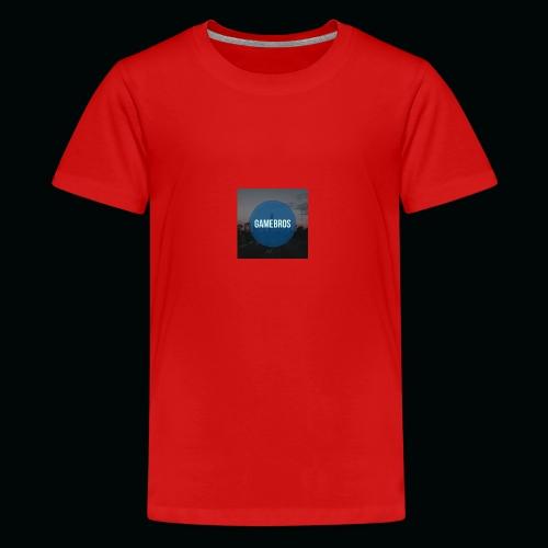Game bros T-shirt - Teenager Premium T-Shirt
