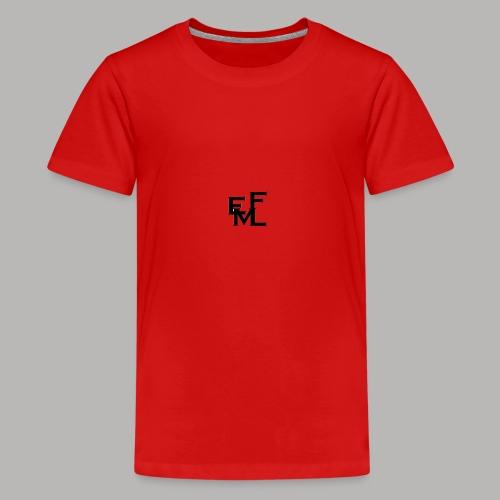 logo - T-shirt Premium Ado