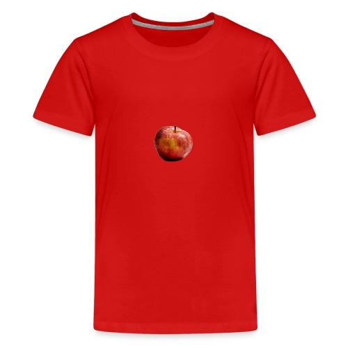 Apple - Teenager Premium T-Shirt