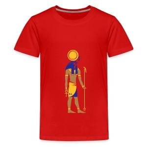 RA God of Egypt - Teenager Premium T-Shirt