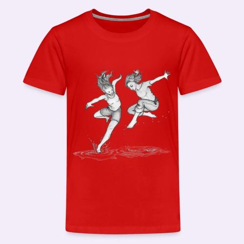Hexenschwestern - Teenager Premium T-Shirt