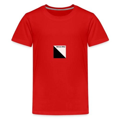 Street-War - Teenage Premium T-Shirt