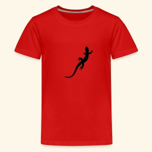 Gecko - Teenager Premium T-Shirt