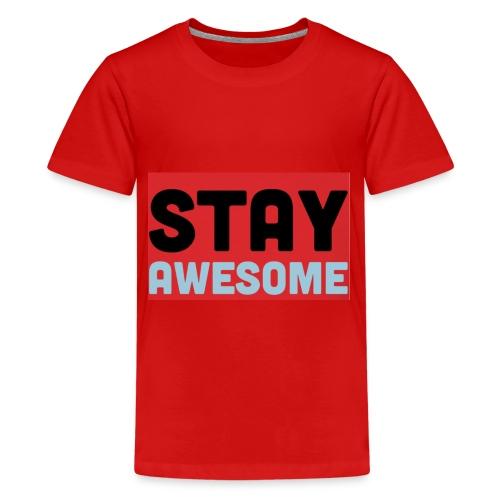 425AEEFD 7DFC 4027 B818 49FD9A7CE93D - Teenage Premium T-Shirt