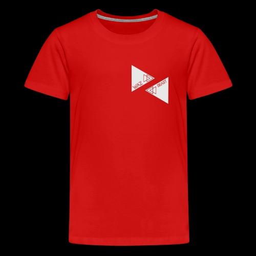 Waz_BEAST - Teenage Premium T-Shirt