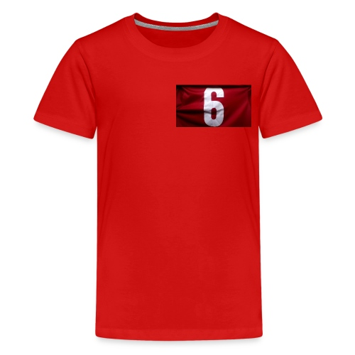 football - Teenage Premium T-Shirt