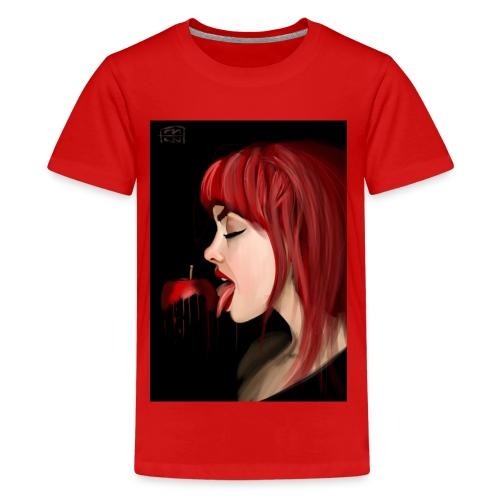 poison-jpg - Camiseta premium adolescente