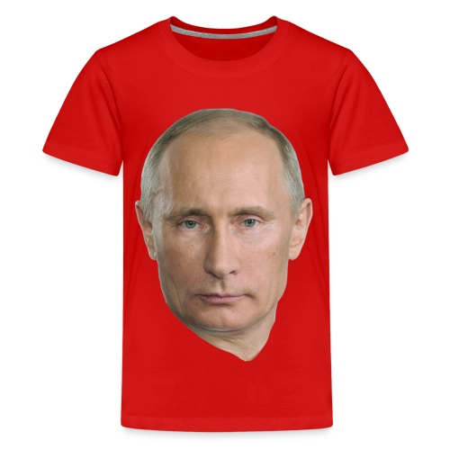 Putin - Teenage Premium T-Shirt