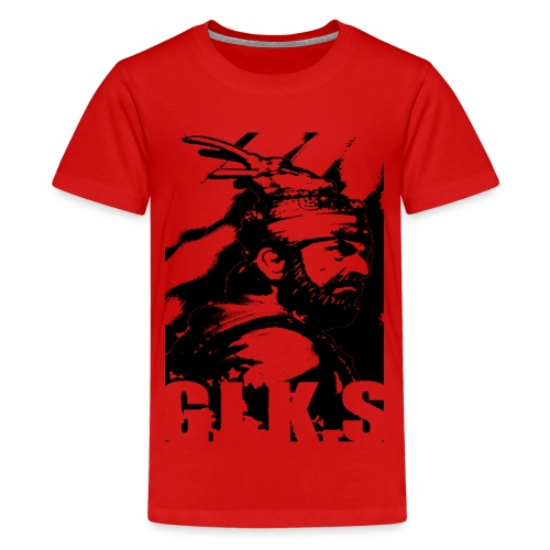 skanderbeg - Teenager Premium T-Shirt